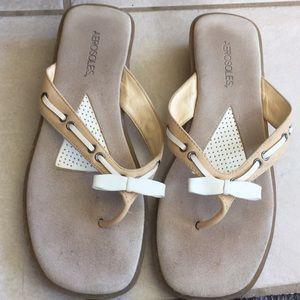 Aerosoles gently worn sandals